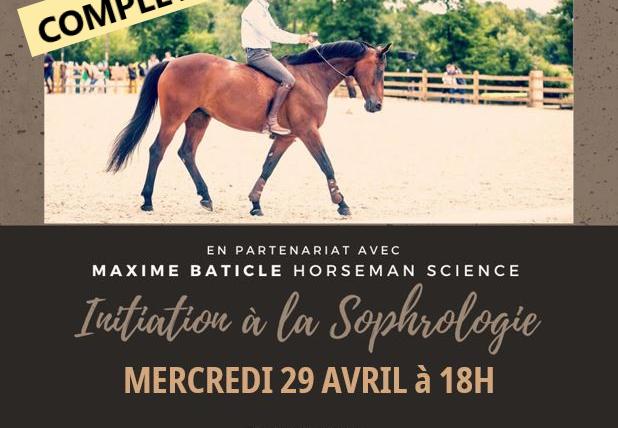 Sophrologie et équitation éthologique