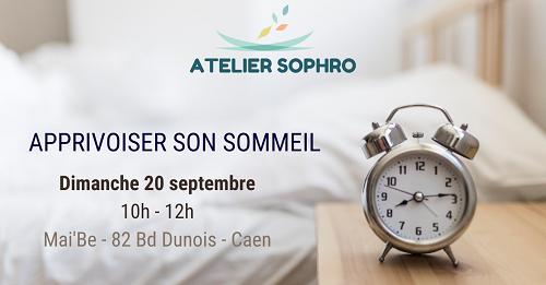 Atelier Sophro «Apprivoiser son sommeil»