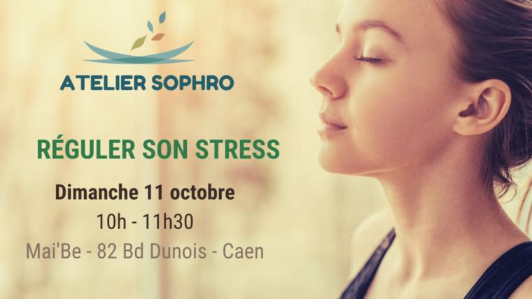 Atelier Sophro Réguler son stress