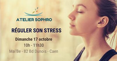 Atelier Sophro «Réguler son stress»